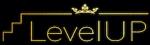 Diese Abbildung zeigt das Logo der LevelUP Werbeagentur.